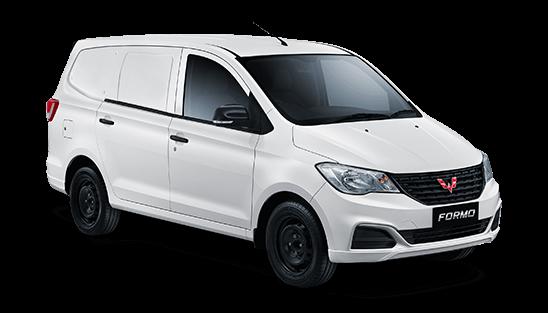 Formo Blind Van